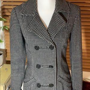 Volcom tweed look cotton coat